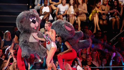 Miley and Friends