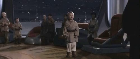 younglings and vader
